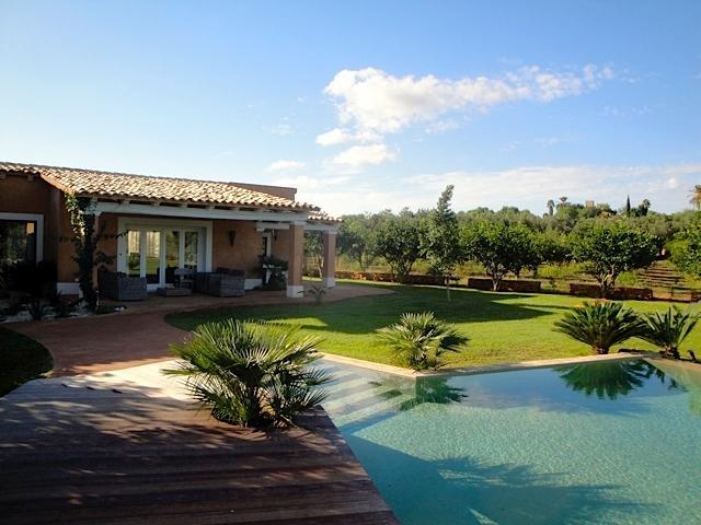 Villa Orangerie, holiday rental in Castelvetrano