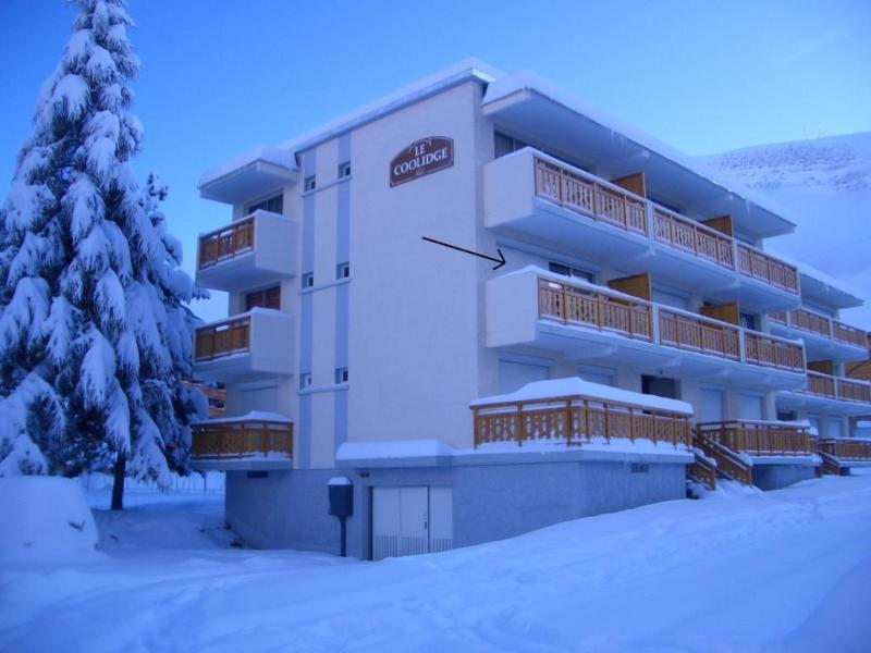 COOLIDGE 2 ALPES AB2, holiday rental in Les Deux-Alpes
