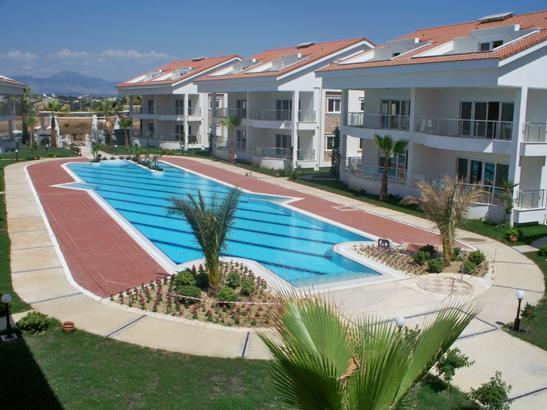 Notice the fabulous  main pool which is overlooked by just 32 homes