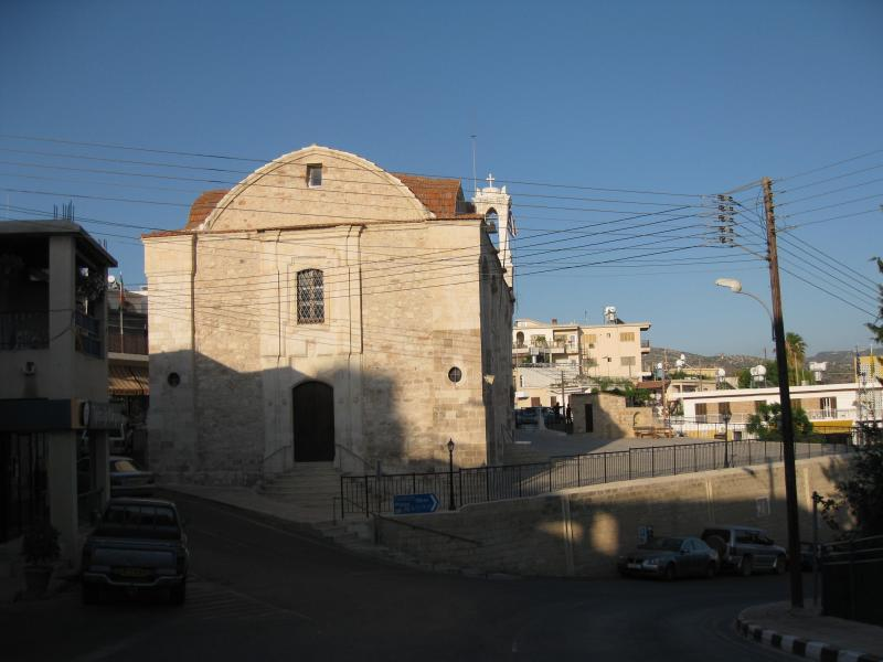 Centre of Peyia