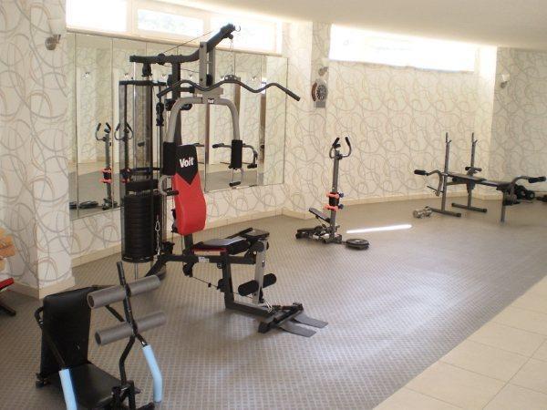 El gimnasio es libre de usar cuando quieras