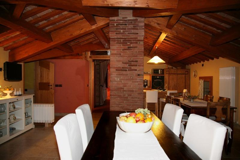 La Quiete B&B Camera Standart, vacation rental in Montecchia di Crosara