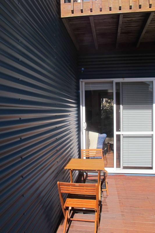 Little nook on the back verandah