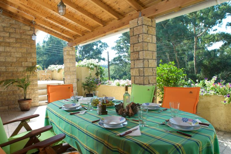Villa Doukas  with private swimming pool, holiday rental in Dassia