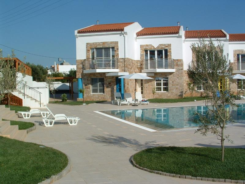 Grapevines No.1, vacation rental in Koutsouras