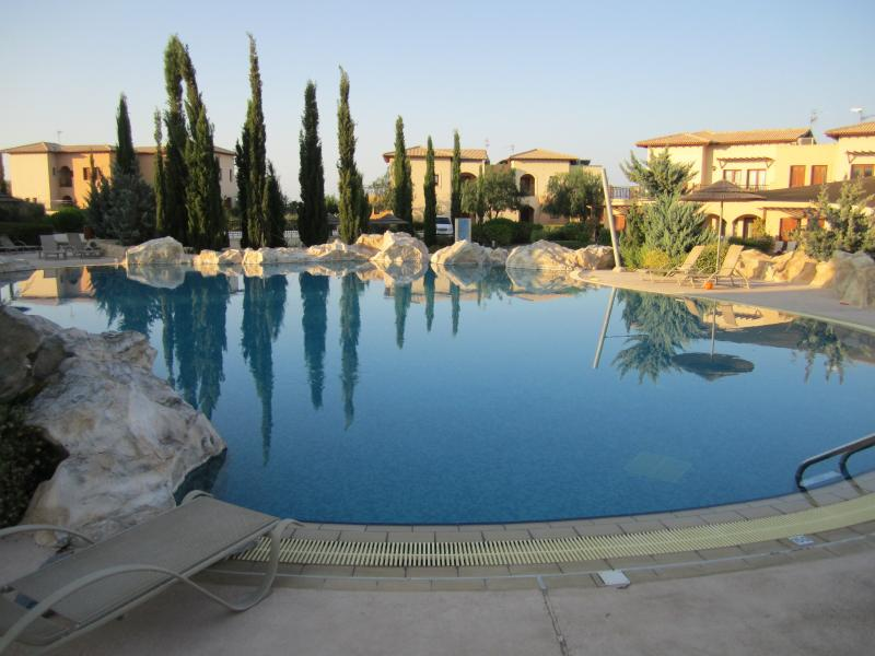 Pool at Theseus Village