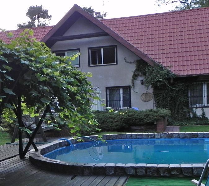 JUST OUTSIDE WARSAW, RELAX !, location de vacances à Jozefow