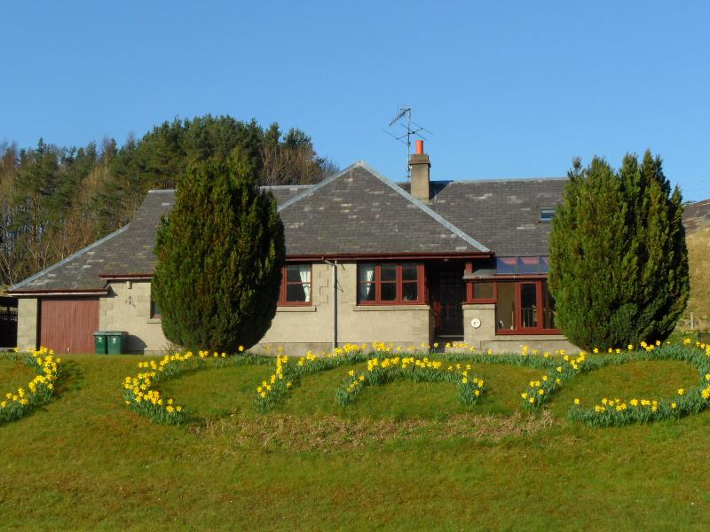The Retreat, vacation rental in Pitlochry