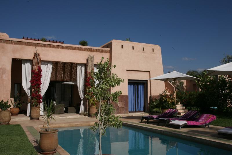 18 Apple Gardens, Ferienwohnung in Marrakesch