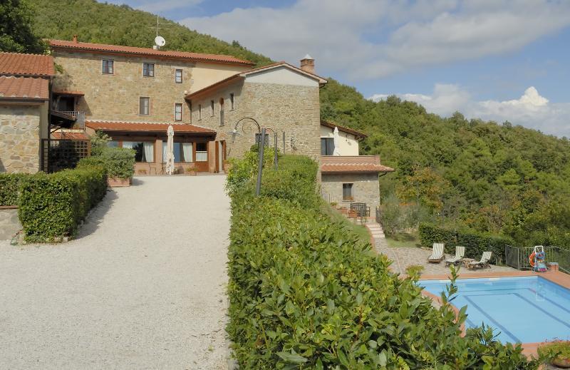 Agriturismo Poggio dé Papi, holiday rental in Casalguidi