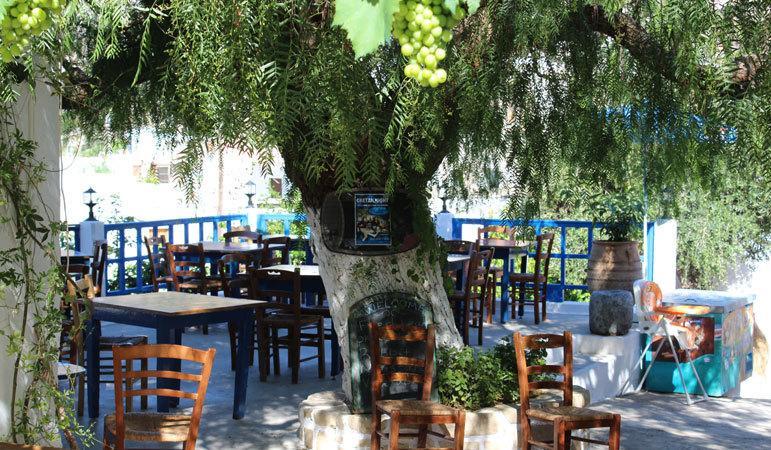 Pefki taverna