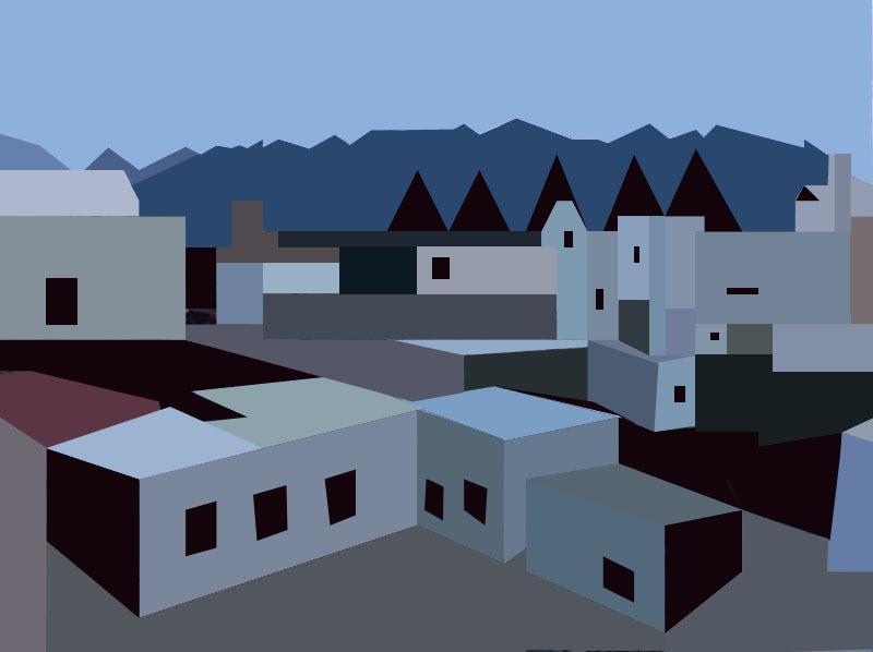 pintura JL Zambrano de la medina