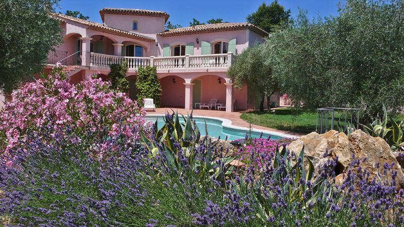 Villafloralis, location de vacances à Grasse