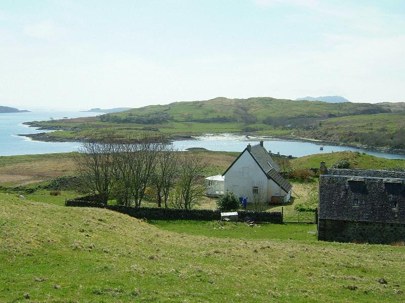 Torsa Island Farmhouse