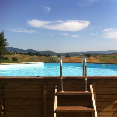 Mensanello 5+1 places apt with pool, vacation rental in Colle di Val d'Elsa