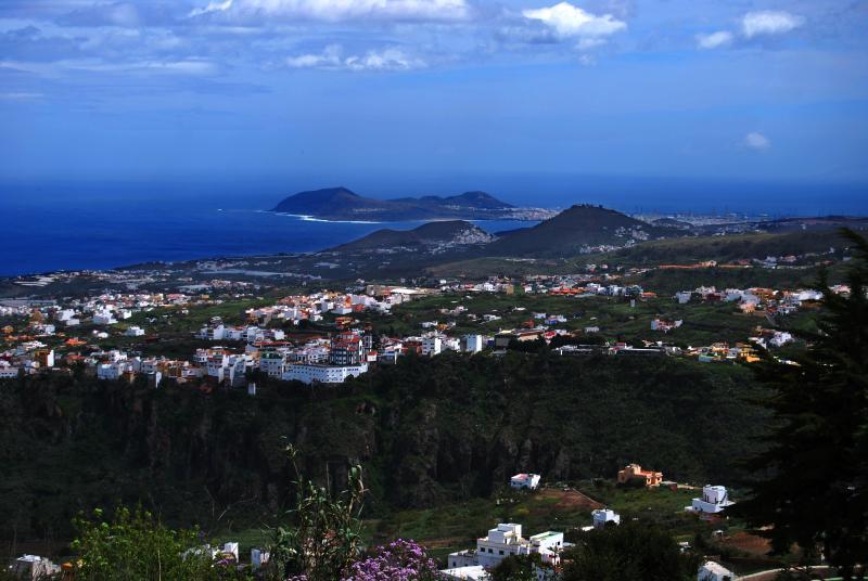 Vistas de la Villa de Moya