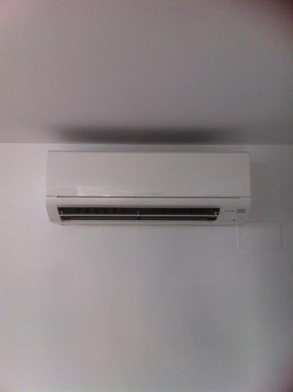 Aire acondicionado frío calor
