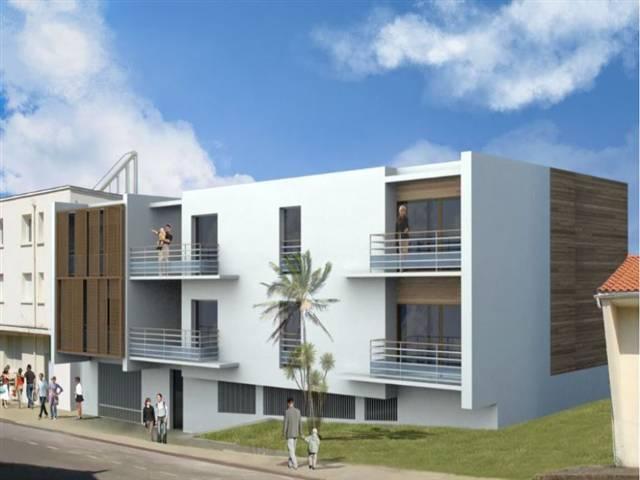 Appartement Neuf  CONTIS Plage, holiday rental in Saint-Julien-en-Born