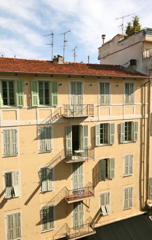 Außenaufnahme von Gebäuden Ergebnis Balkon