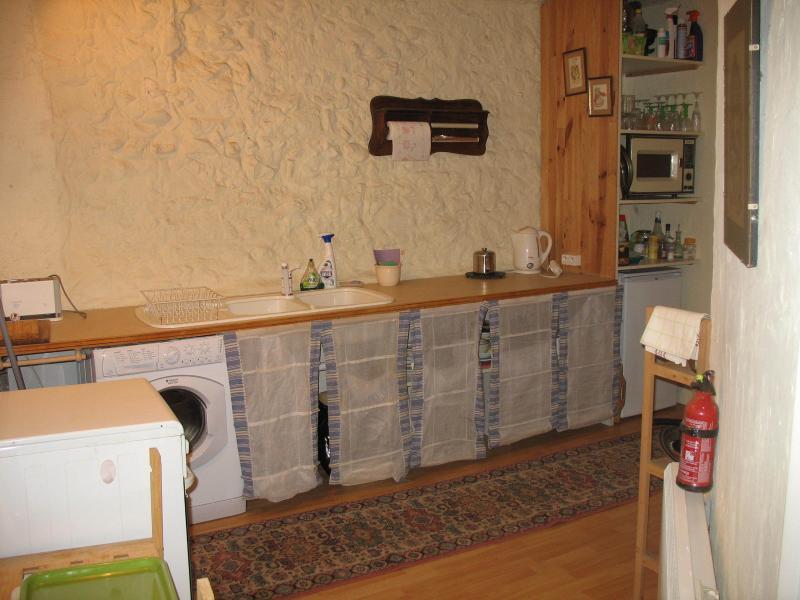 Kitchen appartment 3