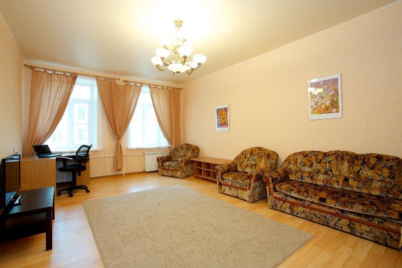 Saint Petersburg Soft Apartmen, holiday rental in St. Petersburg