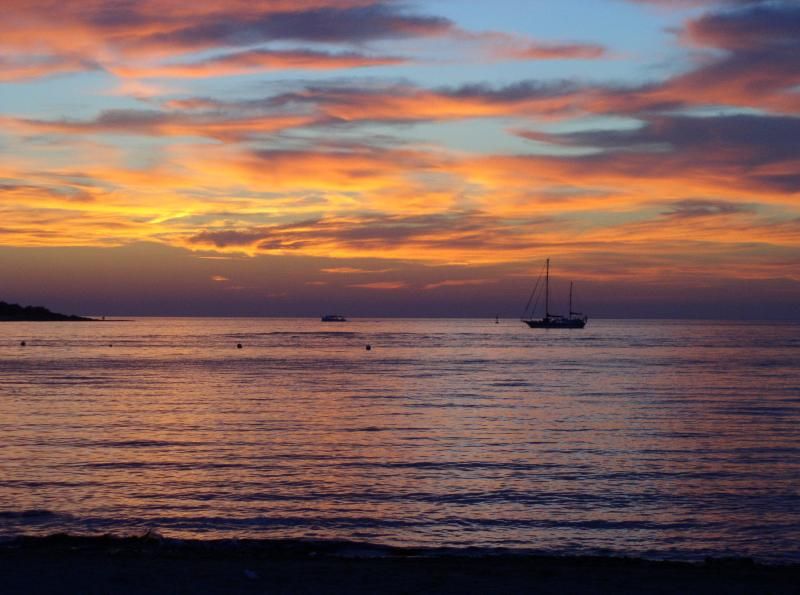 Ibizas spectacular sunsets are famous!
