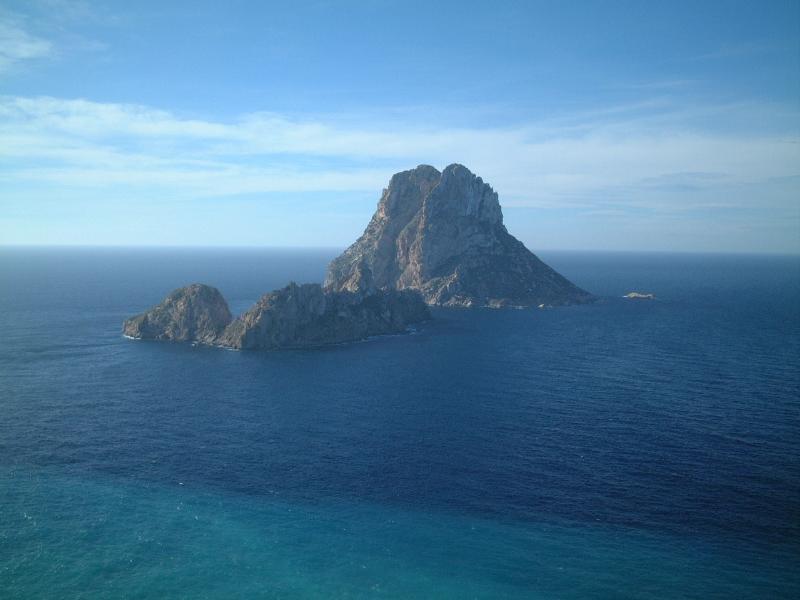 Mystical Island of Es Vedra