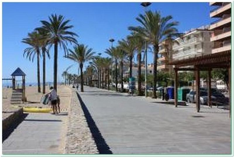 50 meters from the open and bright Calafel's Promenade (Tarragona)