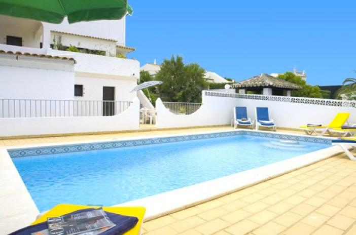 Swimming pool view 2