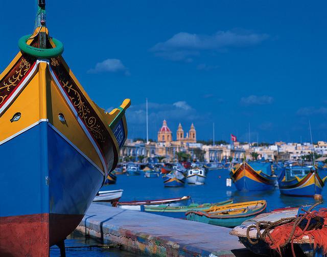 Malta's signature -  The Luzzu