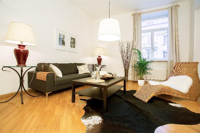 Embassy 1 BR Apartment - Town hall sq. Vilnius, vacation rental in Lithuania