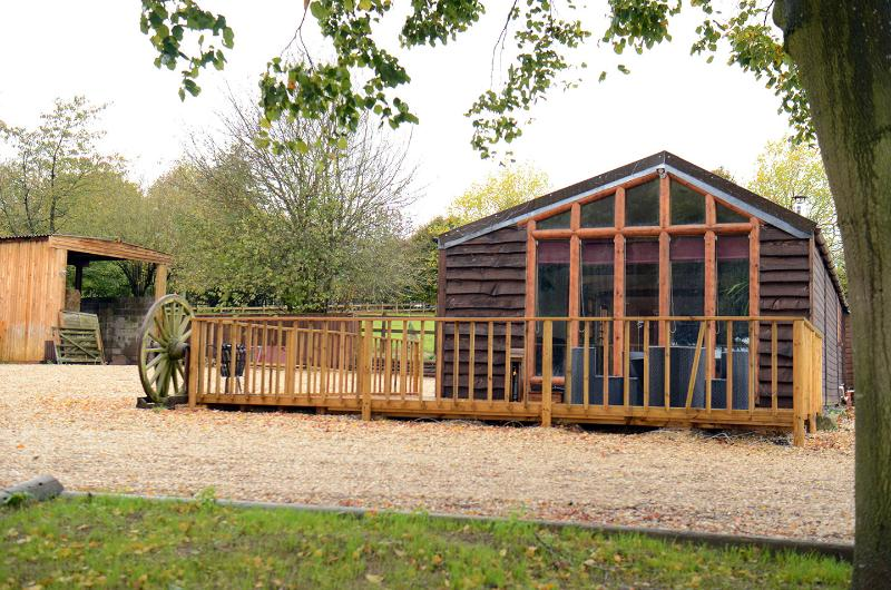 Stable lodge, holiday rental in Long Crendon