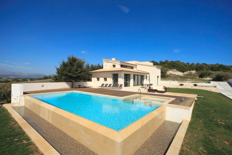 Pool - Son Morro - Santa Margalida - Exclusive Villas -