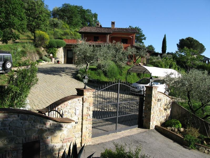 PANORAMA E RELAX SUL TRASIMENO, holiday rental in Villa