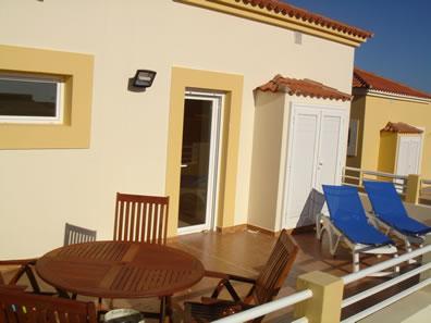 Rear Sun Terrace/Balconey