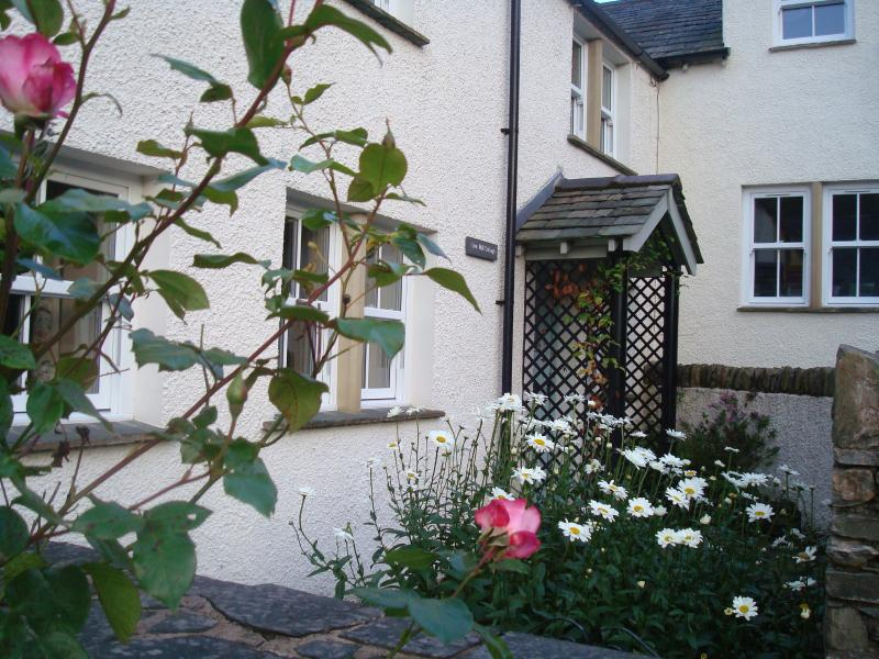 Front of Low Mill Cottage