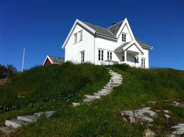 Lighthouse keepers recidence, alquiler de vacaciones en Trondelag
