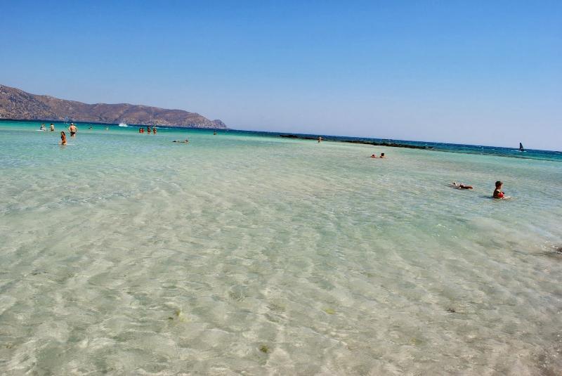 Falassarna beach Northwest Chania