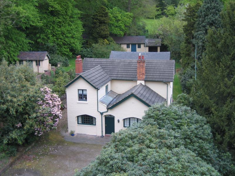 Camp Hill Cottage, holiday rental in Audlem
