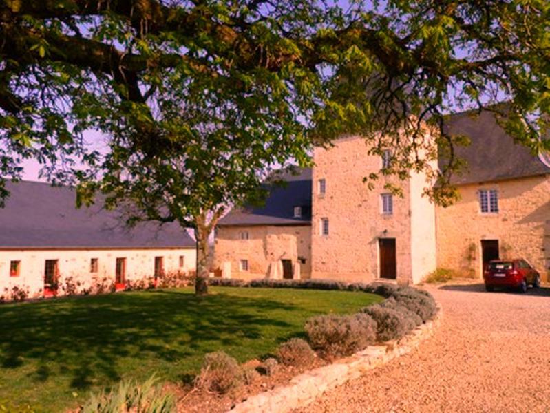 Château de Larre, casa vacanza a Teillots