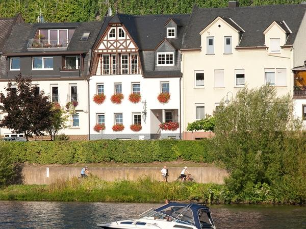 My Europe Base, Zell on Mosel, Rheinland, Germany