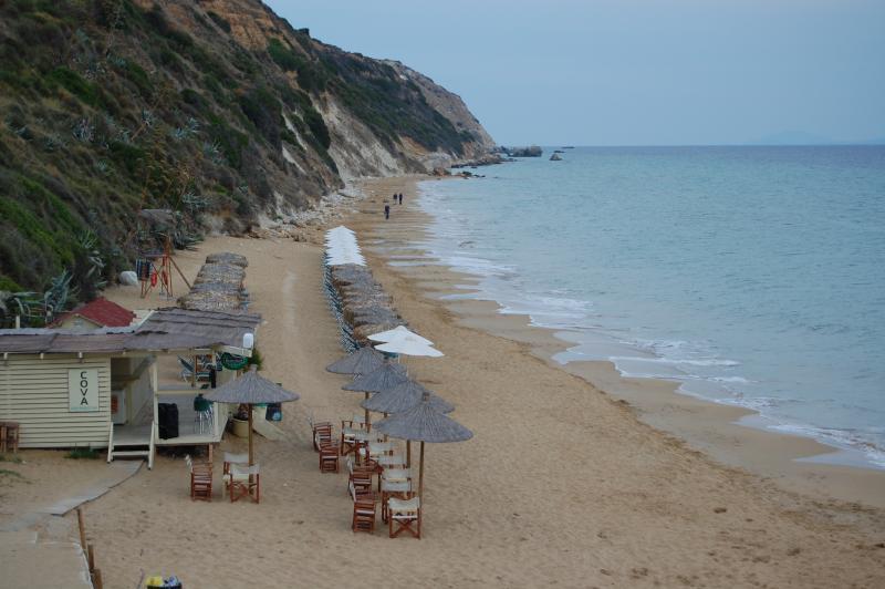 Local Avithos beach - 5 mins in car