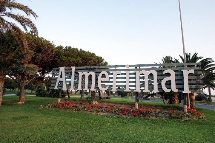 Entrada da cidade Almerimar