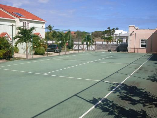Tennis Court at Porters Gate
