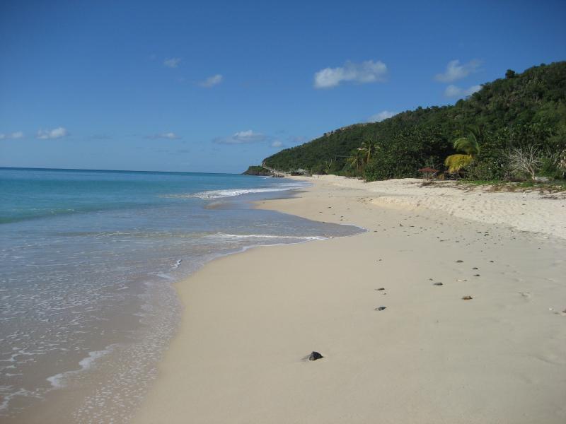 Crabbe Hill beach