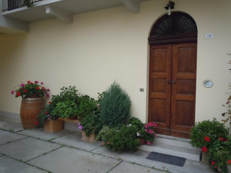 THE CORE DOOR