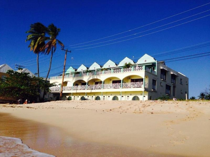 Turtle Beach at White Sands, location de vacances à Speightstown