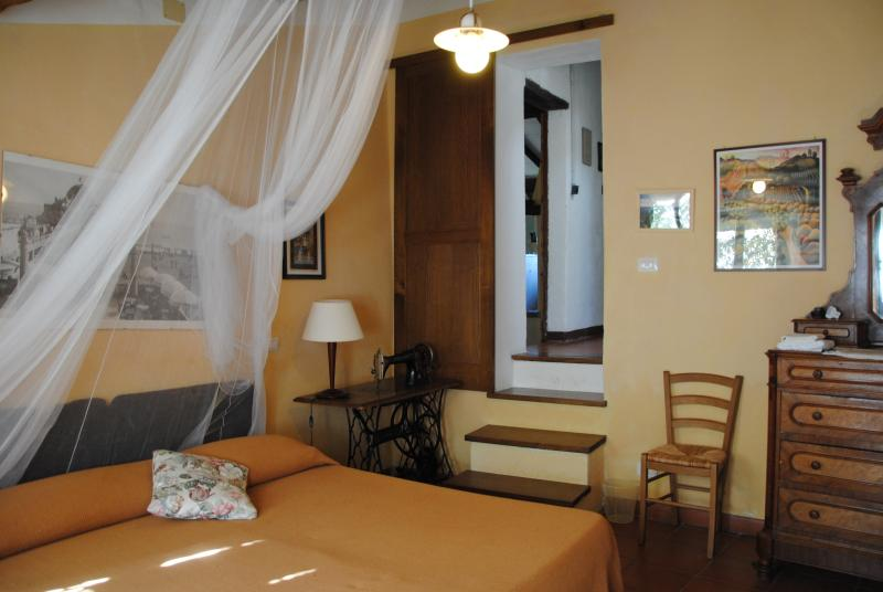 ' Il Noce' double bedroom