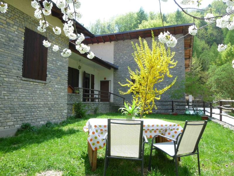 Villa Tanaro, holiday rental in San Giacomo