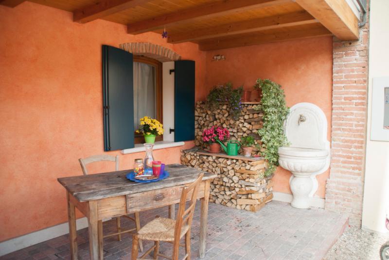 Casetta della Pia, vacation rental in Umin